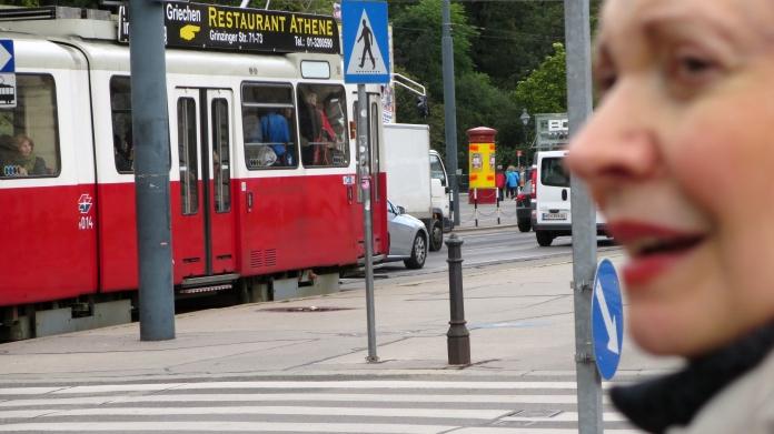 tram smile